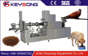 Good Capacity Pet Food Processing Machines Pet Food Dog Food Machine pictures & photos