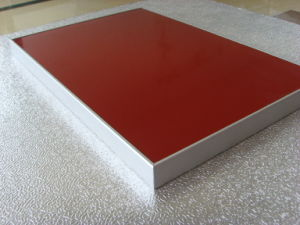 High Quality UV MDF with Competitive Price (9mm)