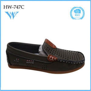 New Design Low Price Casual Shoes for Children pictures & photos