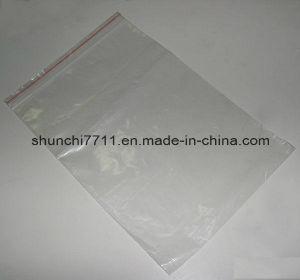 Clear Plastic PE Zipper Ziplock Bag pictures & photos