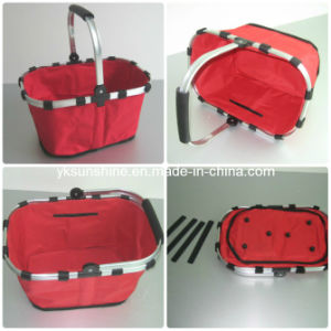 Folding Basket for Shopping (XY-308B) pictures & photos
