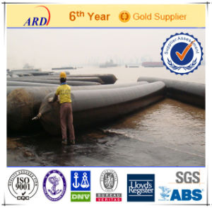 Marine Inflatable Rubber Ship Launching Airbag pictures & photos