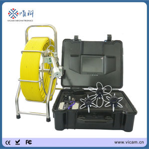 120 Degree 600tvl CMOS Sewer Pipe Inspection Camera (V8-3388) pictures & photos