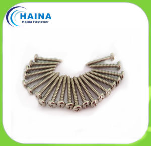 Types of Small Screws (socket cap screw, flat head screw, countersunk screw) pictures & photos