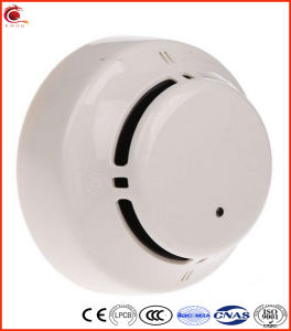 Fire Alarm Addressable Spot Type Photoelectric Smoke Detector pictures & photos