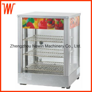 Square Electric Food Warmer Cabinet pictures & photos
