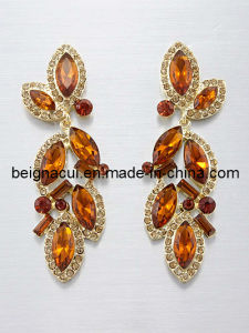 Russia Style Sterling Silver Earring CZ Earring Fashion Earring Jewelry pictures & photos