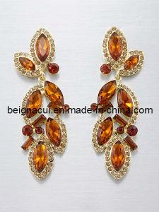 Russia Style Sterling Silver Earring CZ Earring Fashion Earring Jewelry
