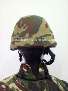 Us Pasgt Military Nij Iiia Camouflage Bulletproof Helmet pictures & photos