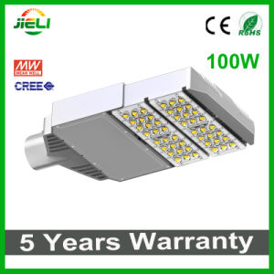 Top Quality CREE+Meanwell Project 100W LED Street Light pictures & photos