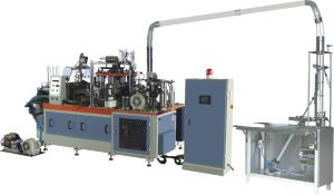 High Speed Paper Cup Forming Machine for Coffee Cup pictures & photos