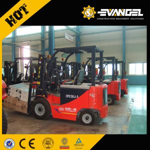 Yto 3.5 Ton Battery Forklift Cpd35 with High Quality pictures & photos