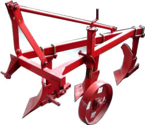 Agricultural Walking Tractor Tri-Plough (1L-320) pictures & photos