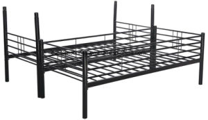Practical Cheap High Quality School/Army Metal Bunk Bed pictures & photos
