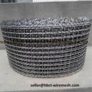 Steel Wire Crimped Mesh (45Mn/65Mn) for Mining pictures & photos