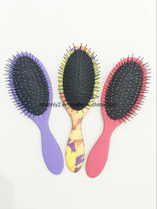 Oval Cushion Pad Hair Brush pictures & photos