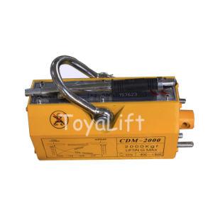 Heavy Duty 660lb Steel Lifting Magnet 300kg Magnetic Lifter Hoist