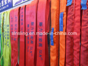 Webbing Sling with 5: 1 Polyester Webbing pictures & photos