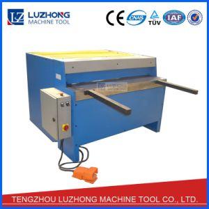 Aluminum Cutting Machihne Q11-4X1250 Electric Shearing Machine pictures & photos
