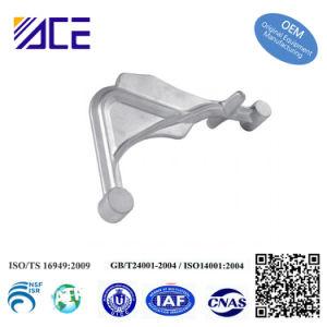 Custom Hot Forging Aluminum Sheet Flat Metal Bracket pictures & photos