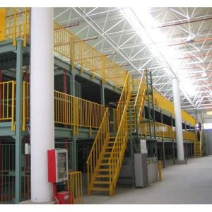 Widely Used Storage Warehouse Mezzanine Racking (EBIL-GLHJ) pictures & photos