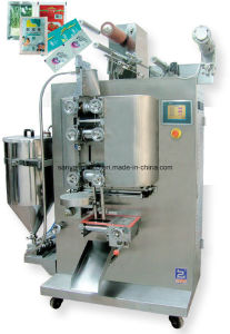 4 Side Sealing & Single Lines Catsup Packing Machine (DXDD-J350E) pictures & photos