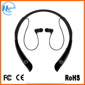 CSR8635 Bluetooth V4.1 Stereo HD Bluetooth Neckband Headband Support A2dp Noise Reduction pictures & photos