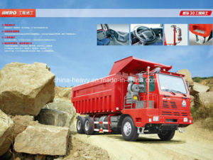 No. 1 Cheapest/Lowest Price of Sinotruk Tipper 25 Ton King Mining Tipper pictures & photos