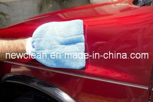 Microfiber & Microfibre Car Wash Mitt Clean Glove for Car Cleaning
