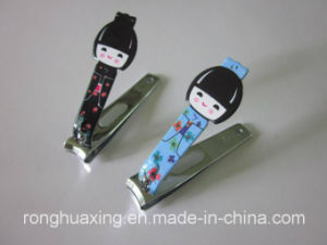 Fashion Japanese Doll Series Nail Clipper N-608bih pictures & photos