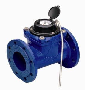 Lcsd Dn50-Dn300 Photoelectric Direct Reading Water Meter pictures & photos