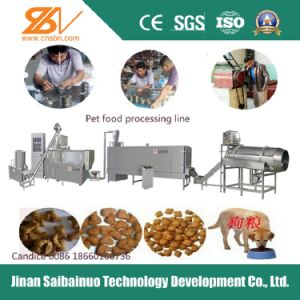 China Top Manufacturer Pet Food Production Lines pictures & photos