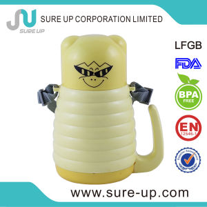 Fashion Design Lovely Stainless Steel Vacuum Water Bottle (FSUQ) pictures & photos