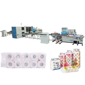 High Speed Full Automatic Toilet Paper Production Line pictures & photos