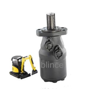 Blince High Quality Omh250cc Hydraulic Motors with NPT Port Threads pictures & photos