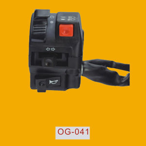 OEM Electric Handle Switch, Motorcycle Handle Switch for Og041 pictures & photos