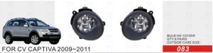 Front Fog Lamp for Chevrolet Captiva 2009-2011