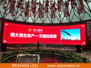 Indoor Outdoor Curved/Round Fixed Install Rental LED Video Display Screen/Panel/Sign/Wall pictures & photos