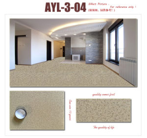 Factory Waterproof PVC Floor Hospital Marble Grain Indoor Vinyl Flooring pictures & photos