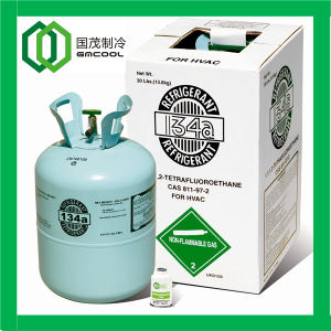 13.6kg DOT-39 Nrc Packed Pure R134A Refrigerant for USA pictures & photos