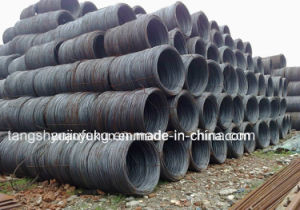 High Tensile SAE1006 SAE1008 Hot-Rolled Wire Rod pictures & photos