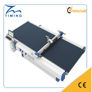 Single Layer Industrial Fabric Cutting Machine Fully Automatic Garment/Textile/Fabric Cutting Machine