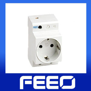 European Use Modular Socket 250V Power Socket pictures & photos