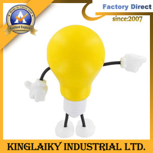Bulb Shape Gadget Venting Splat Ball for Promotional Gift (KC-007) pictures & photos