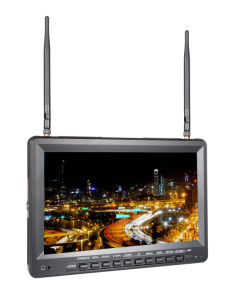 "10.1"" Dual 32 Channel 5.8GHz DVR Built in LCD-Monitor pictures & photos"