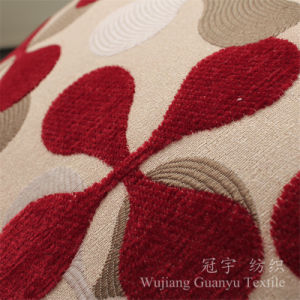 Jacquard Chenille Home Textile Sofa Furniture Cloth pictures & photos
