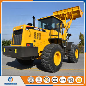 Construction Machine 5 Ton Wheel Loader for Sale pictures & photos