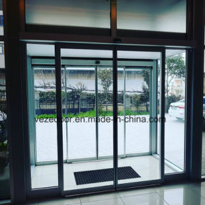 Automatic Proximity Induction Door with Remote Control Function pictures & photos