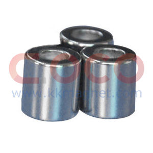 NdFeB Round Permanent Magnets with RoHS Approved pictures & photos
