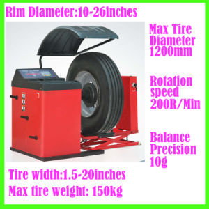 Good Quality Wheel Balancer for Truck/Wheel Balancer/Truck Wheel Balancer/Balancer/Truck Repair Tool pictures & photos